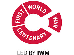 FWW Centenary Led By IWM logo