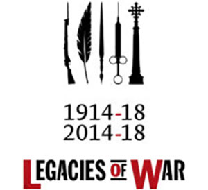 Legacies of War logo